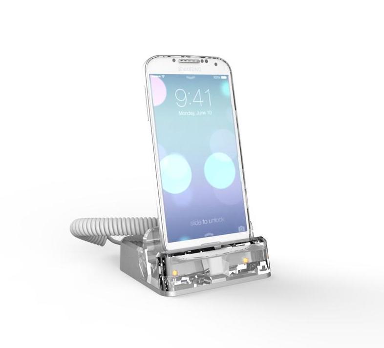 アクリルスタンド携帯電話ディスプレイセキュリティ